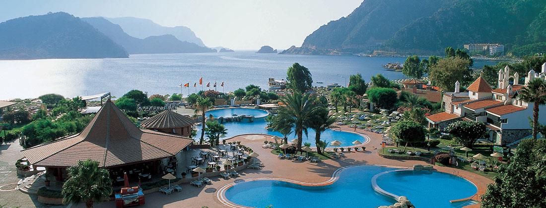 Продолжаем лето в Турции !